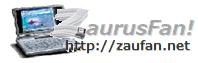 ZaurusFan!ロゴ